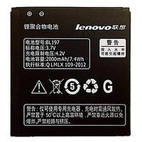 Аккумулятор (батарея) Lenovo BL197 A800/ A820T/ S868T/ A820/ S720/ S720i/ A798