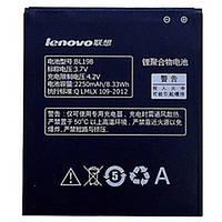 Аккумулятор (батарея) для Lenovo BL198 A860E/ S890/ A850/ A830/ K860/ S880i/ A678T