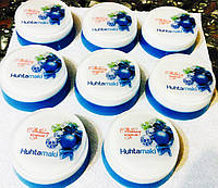 Мыло с логотипом - подарки партнерам и коллегам на Новый год, 8 Марта,годовщину компании,ручная работа,90-100г