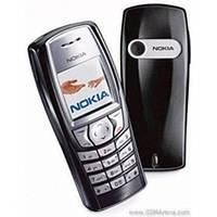 Корпус ААА Nokia 6680 (чёрный)+русская клавиатура