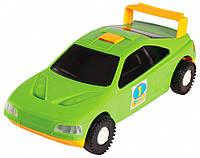 Авто-спорт, машинка зеленая (26 см), Wader