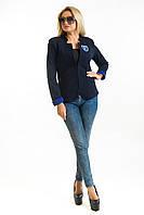 Верхняя одежда FEMINE синий M