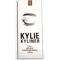 Карандаш для бровей kylie Kyliner 2 in 1