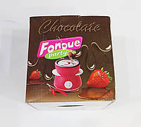 Набор для фондю Fondue party chocolate