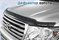 Дефлектор капота (мухобойка) Renault Duster