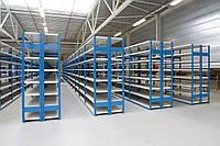 Стеллажи от Производителя стелаж для склада офиса дома полочные пакетные консольные стеллажи въездные