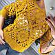 Элегантная модная блузка с кружевом макраме пудра, черная, белая, зеленая, желтый, фото 4