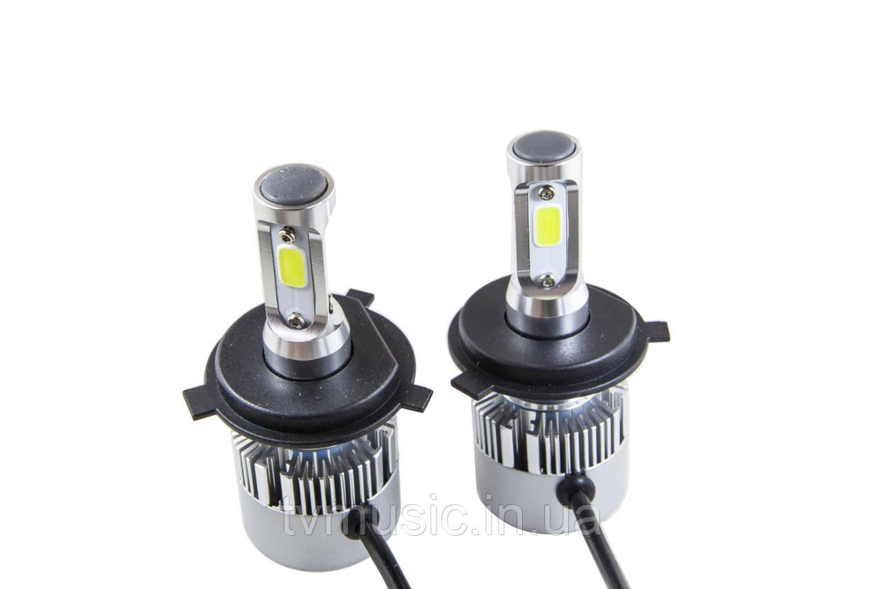 LED лампы Sho-Me X1.1 H4 6000K 24W