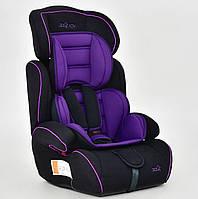 Автокресло детское Joy 8888/JB704 фиолетовый