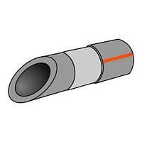 Труба поліпропілен штабированная 40 Koer pn - 20