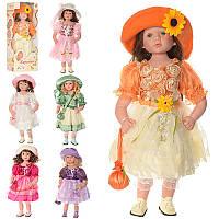 Кукла M 2276 UI Каролина, 53см, звук укр,цвета-англ , музыка