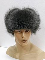 Меховая шапка ушанка мужская из Енота(тон)