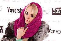 Шарф-снуд (шарф-хомут), фото 1
