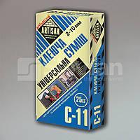 Клеящая смесь универсальная Artisan С-11, 25кг