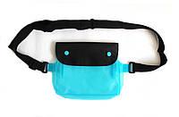 Универсальная водонепроницаемая сумка Extreme Bag голубая