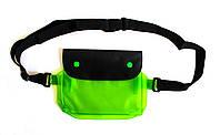 Универсальная водонепроницаемая сумка Extreme Bag зеленая, фото 1