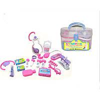 Набор доктора (арт. SR5615-1), (48шт/2), пластик, Пластиковая коробка, 21.5x11x15см, JAMBO, 100598358