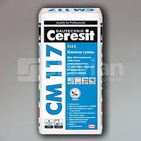 Клеевая смесь Ceresit СМ-117 «Flex», 25кг, фото 1