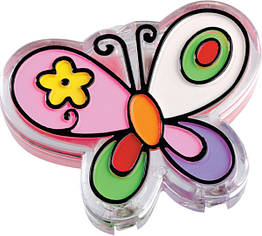 Блеск для губ для детей FFleur Бабочка LG-17