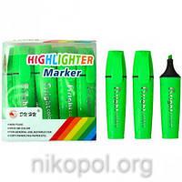 Текстовиделітель Bright-colors JH-700, зелений