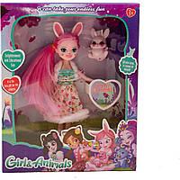 """Лялька з аксесуарами """"Enchantimals"""" (коробка) ТМ333-1А/А2 р.28,5*5,5*10 см"""