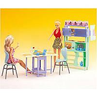 Мебель для столовой (арт. 21011), (36шт/0), пластик, Цветная коробка, 1x1x1см, JAMBO, 200118340