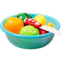 Фрукти та овочі ( діляться навпіл ) MJL-801B-14 р.23*24*7 см