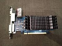 ВИДЕОКАРТА Pci-E GEFORCE c HDMI : GT210 на 1 GB TC DDR3 с ГАРАНТИЕЙ ( видеоадаптер GT 210 1gb  )
