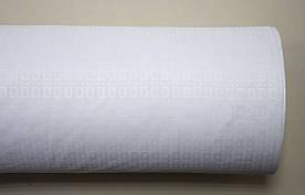 Ткань Микрофибра белая квадраты (2,20 ширина)