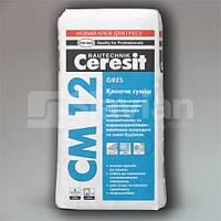 Клеевая смесь Ceresit СМ-12 «Gres»,25кг