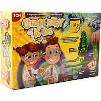 """Безопасный образовательный набор для проведения опытов """"CHEMISTRY KIDS"""" (4) CHK-01-01,02,03,04"""