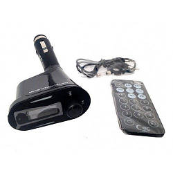 ФМ FM трансмиттер модулятор авто MP3 FM-06