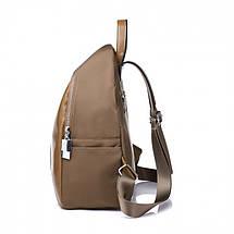 Рюкзак женский Bobby коричневый, фото 3