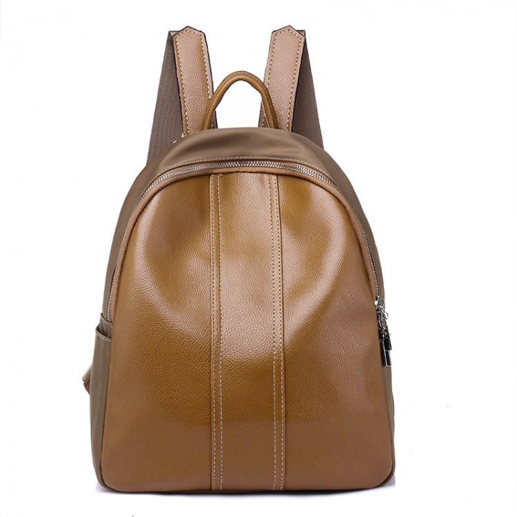 Рюкзак женский Bobby коричневый