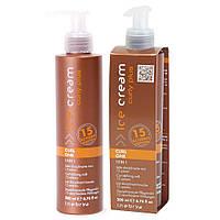 Inebrya Curly Plus Молочко 15в1 для укладки вьющихся волос, и волос с химической завивкой, 500мл Inebrya Ice Cream Curly Plus Curl 15in1 Milk