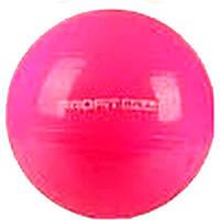 Мяч фитнес BT-SFB-0004 65см 800г 4цв.ш.к./50/