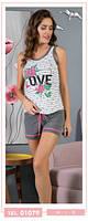 Комплект майка с шортами SEXEN