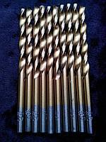 Сверло по металлу с титановым напылением диаметр 4,2