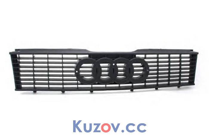 Решетка радиатора Audi 80 B3 (86-91) черная, Тайвань (FPS) 893853655A01C, фото 2