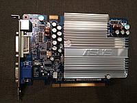 ВИДЕОКАРТА Pci-E GeFORCE 7300 GT на 256 MB 128 BIT с ГАРАНТИЕЙ ( видеоадаптер 7300GT 256mb  )