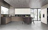 Итальянская современная кухня с невидимыми ручками RHO фабрика Armony Cucine, фото 2
