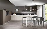 Итальянская современная кухня с невидимыми ручками RHO фабрика Armony Cucine, фото 8