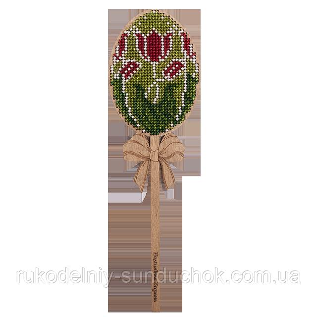 Набор для вышивания бисером по дереву FLK-043