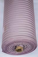Ткань Турция сатин страйп 1*1 лиловый 280 ширина