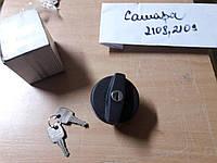 Крышка Бензобака на бензобак Лада ВАЗ Самара 2108, 2109, С ключом, фото 1
