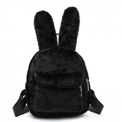 Рюкзак женский Bobby Bunny, черный, фото 2