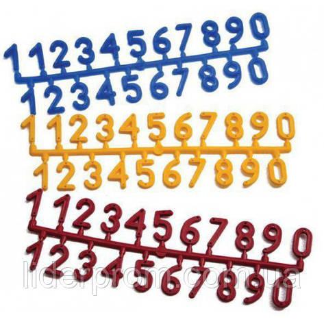 Цифры , номера ульев LYSON (Польша), фото 2