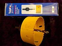 Коронка биметаллическая 83 мм