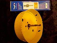 Коронка биметаллическая 121 мм