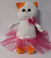 Мягкая игрушка Кошка Балерина 00067-4 Копиця Украина